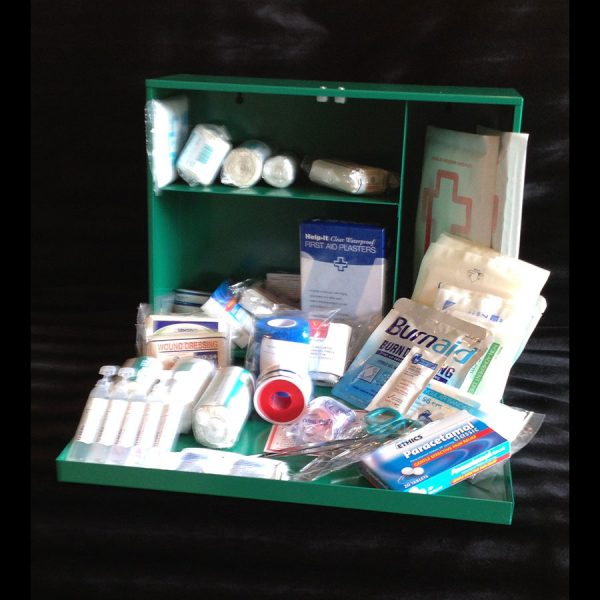 Wall Cabinet First-Aid Kit
